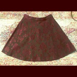 Club monaco 00 A-line  skirt